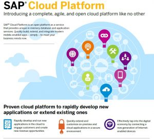 SAP Cloud Platform Infographic - Download
