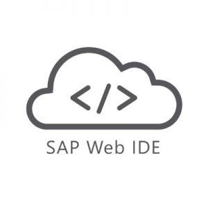 SAP Cloud Platform Web IDE Services